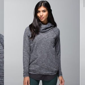 Lululemon Healthy Heart Pullover Coco Pique